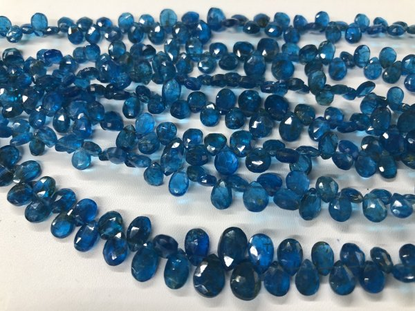 Apatite Pear Faceted (NATURAL)