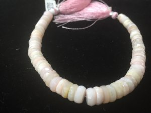 Pink Opal Tires Faceted