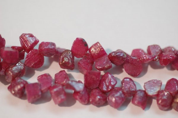 Beautiful Pink Sapphire Funky Cuts Faceted