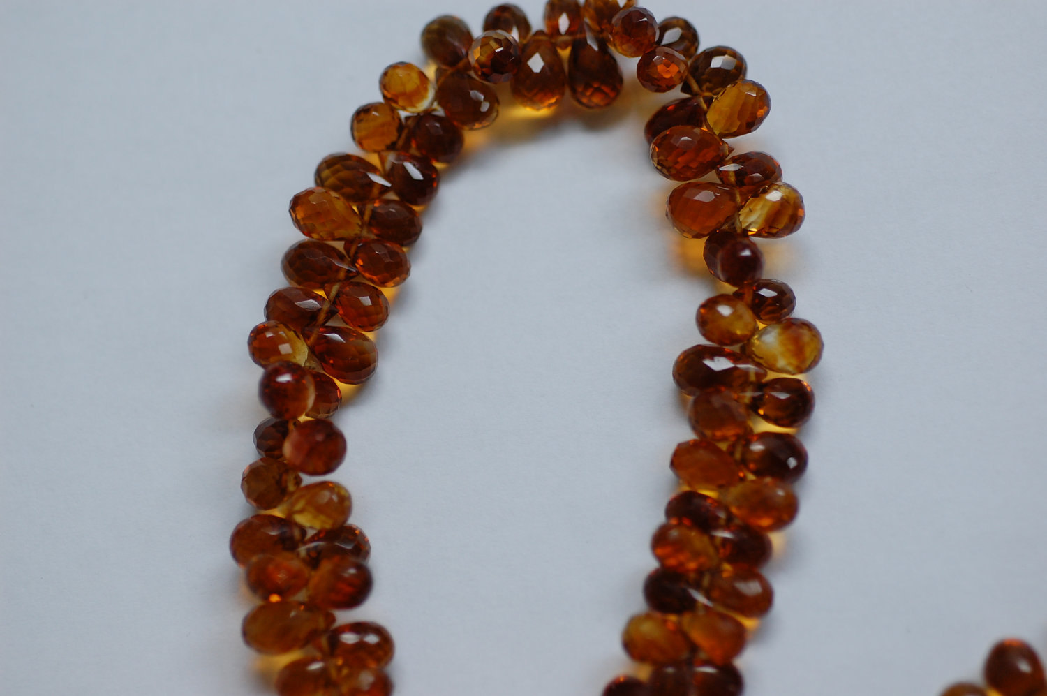 Fire Citrine Drops