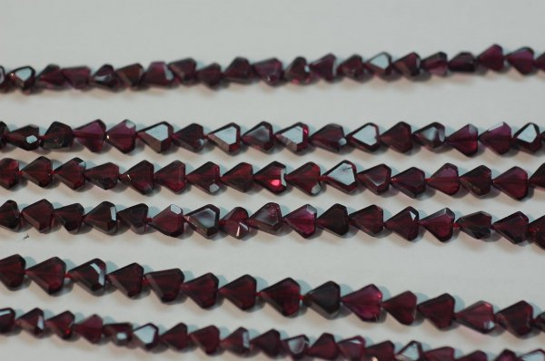 Garnets Fancy Cut Faceted