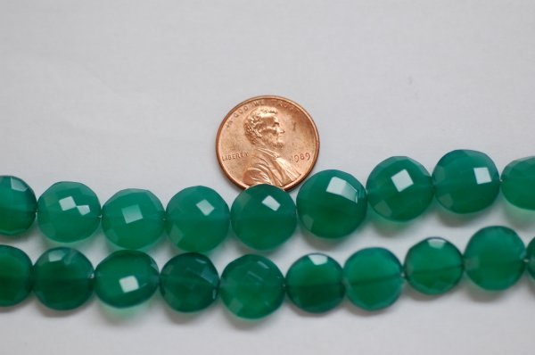 Green Onyx Coin