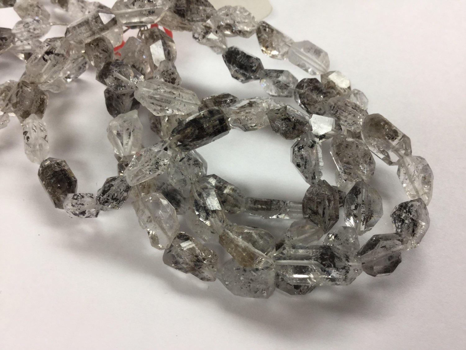 Herkimer Diamonds Nuggets Faceted