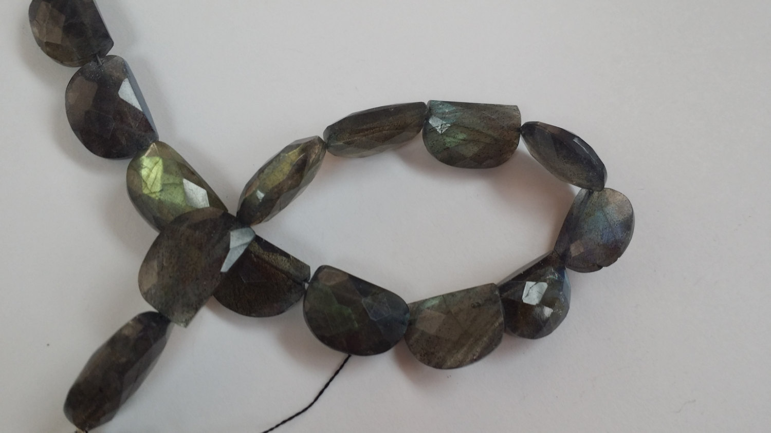 Labradorite D Faceted