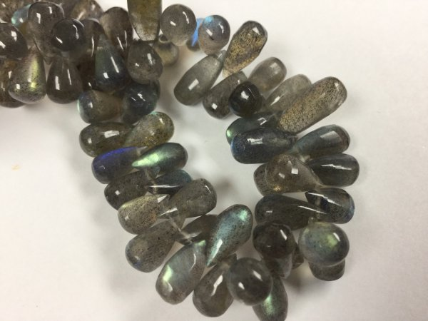 Labradorite Drops Smooth