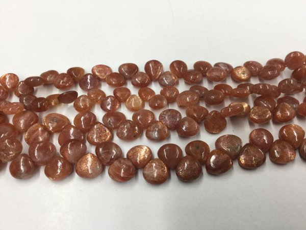 Sunstone Hearts Smooth