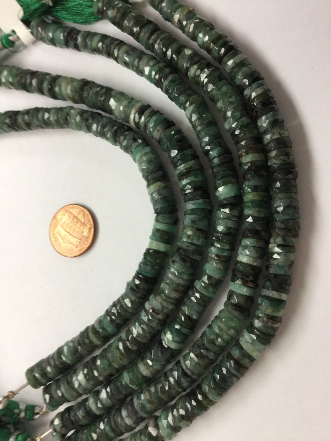 Zambian Emerald Tires Smooth